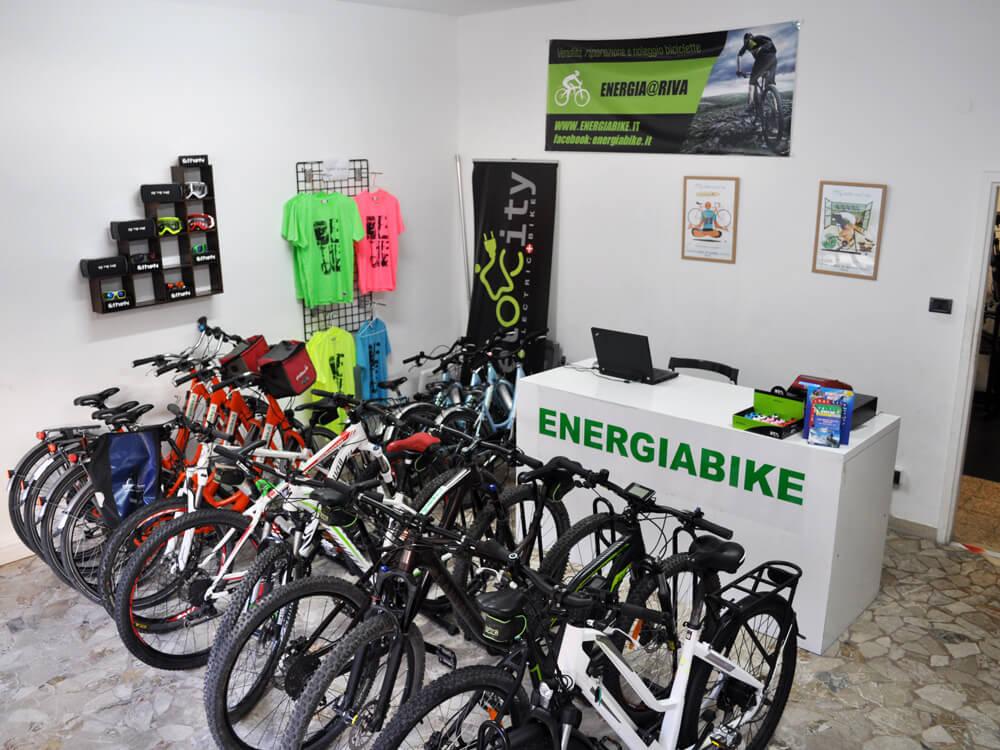 Noleggio bici al Lago di Garda