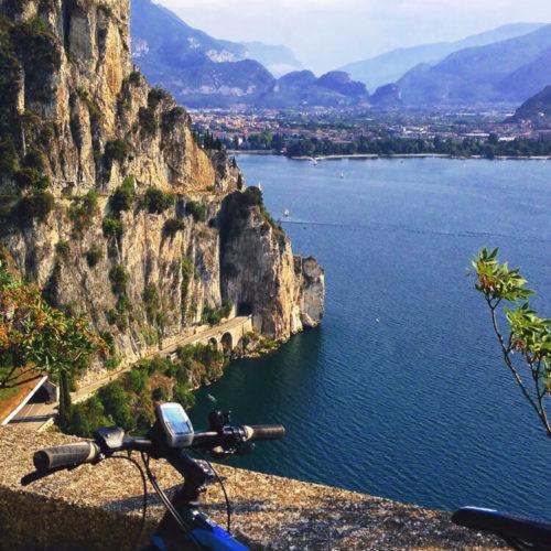 Piste ciclabili a Riva del Garda